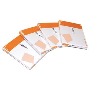 Jelonet Paraffin Gauze Dressing 10cm x 10cm, (Pack of 10) | Medical Supermarket