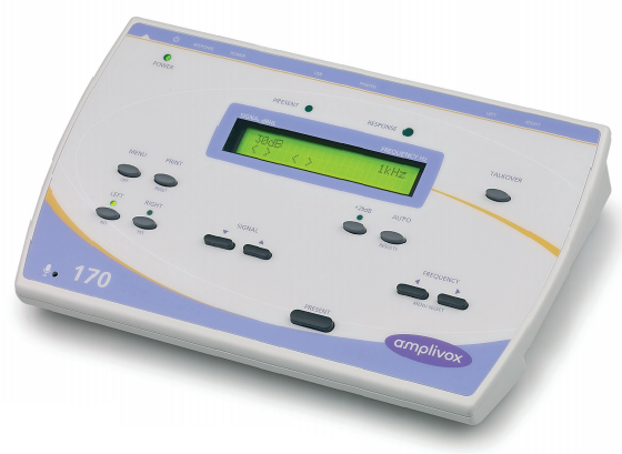 Amplivox 170 Automatic Audiometer | Medical Supermarket