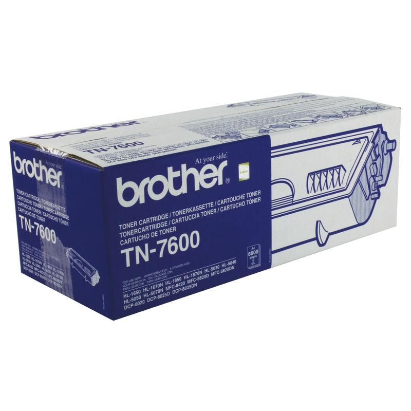 Brother TN7600 High Capacity Toner | Medical Supermarket