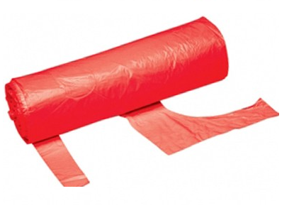 Essential Aprons on a Roll Red | Medical Supermarket