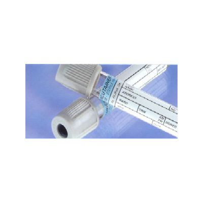 BD Vacutainer Fluoride/Oxalate 2ml Grey | Medical Supermarket