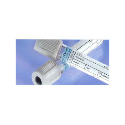 BD Vacutainer Fluoride/Oxalate 2ml Grey | Medical Supermarket
