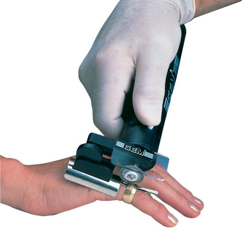 Gem II Ring Cutter Ring Cutter Rechargable | Medical Supermarket