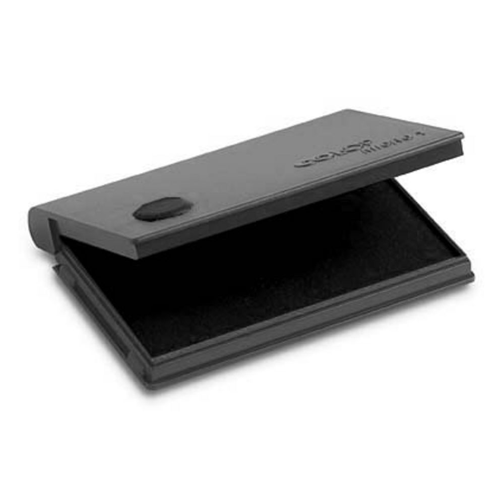 Colop Micro 3 Ink Pads Black | Medical Supermarket