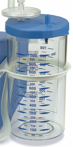 Aspeed Replacement Cannister & Lid 500ml | Medical Supermarket