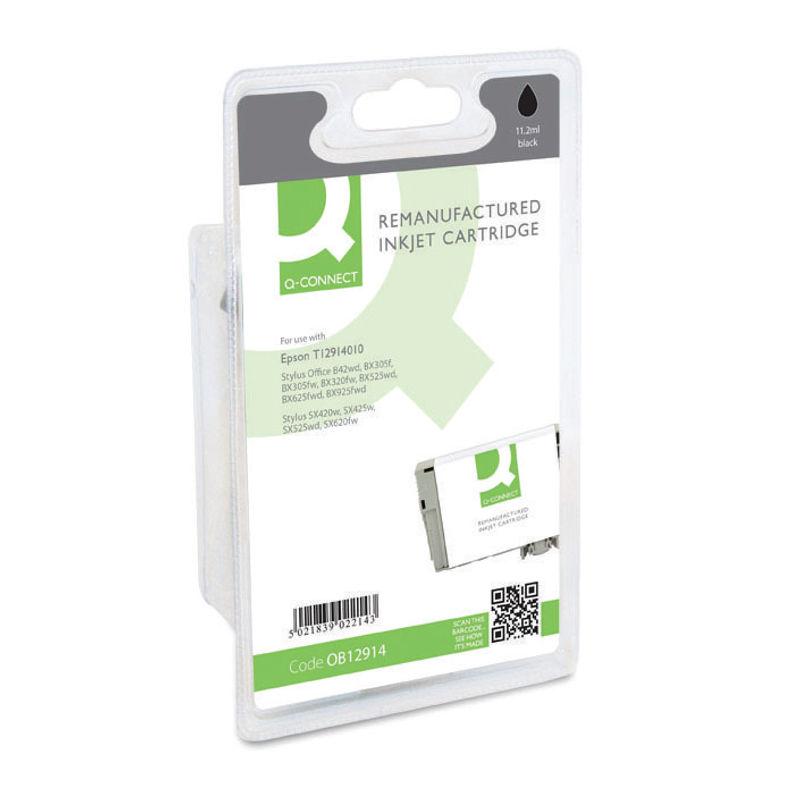 Epson T1291 Compatible Ink Cartridge Black | Medical Supermarket