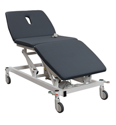 Doherty 3 Section Bariatric Plinth | Medical Supermarket
