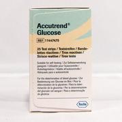 Accutrend Blood Testing Strips Glucose | Medical Supermarket
