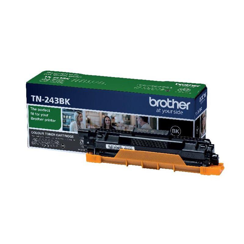 Brother TN243 Toner Cartridge Black | Medical Supermarket