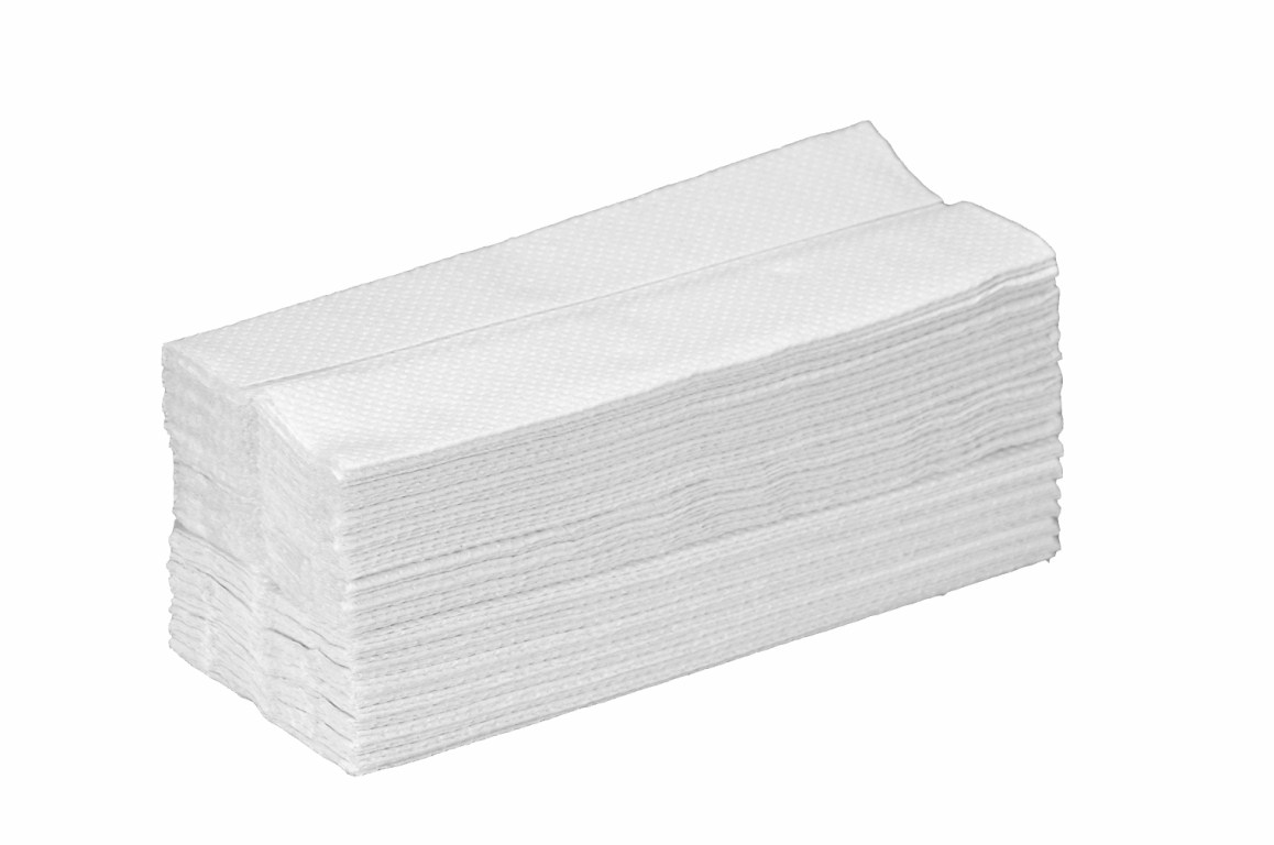 Standard 2 Ply C Fold Hand Towels White | Medical Supermarket