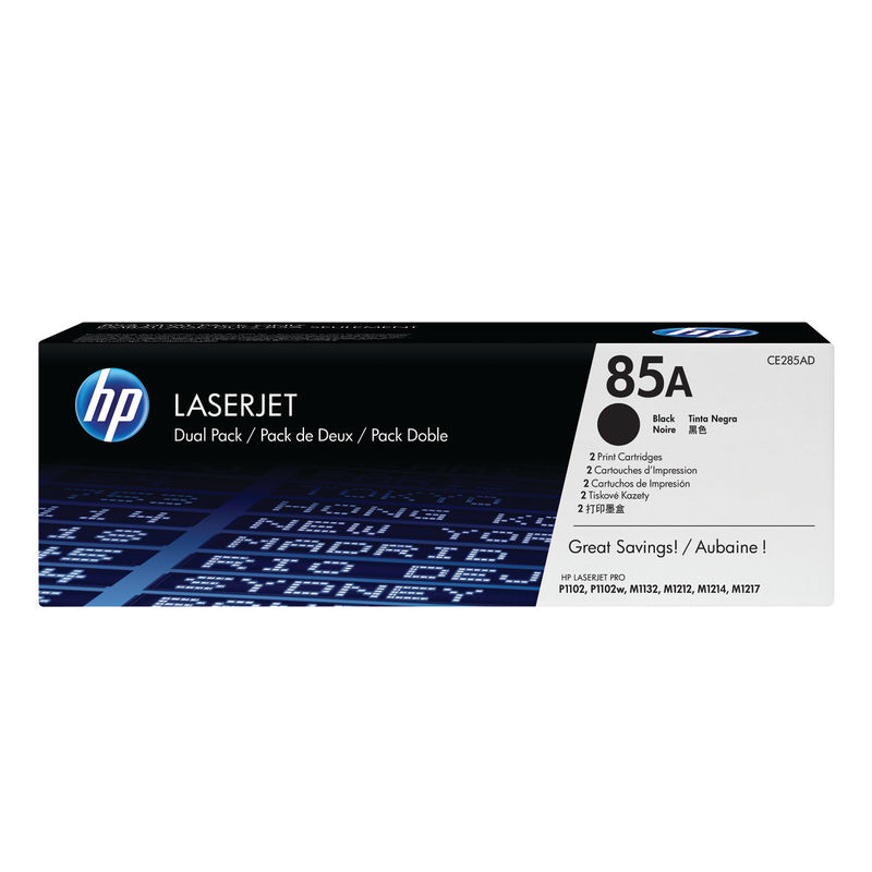 HP No.85A Black Toner Black | Medical Supermarket