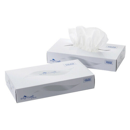 Luxury Soft 2 Ply Clinical Facial Tissues | Medical Supermarket