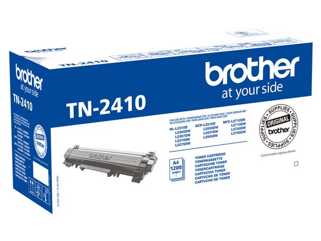 Brother TN2410 Black Toner Cartridge | Medical Supermarket