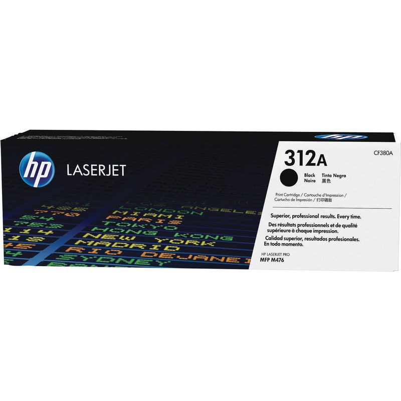 HP No.312 Toner Black | Medical Supermarket