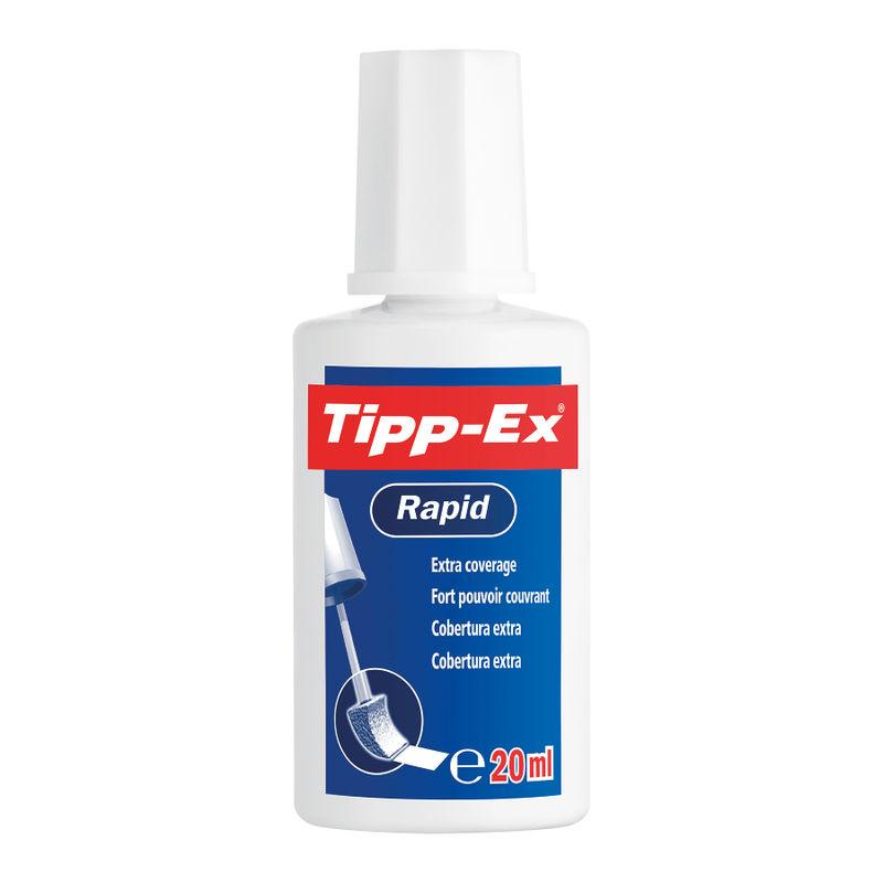 Tipp-Ex Rapid Correction Fluid | Medical Supermarket