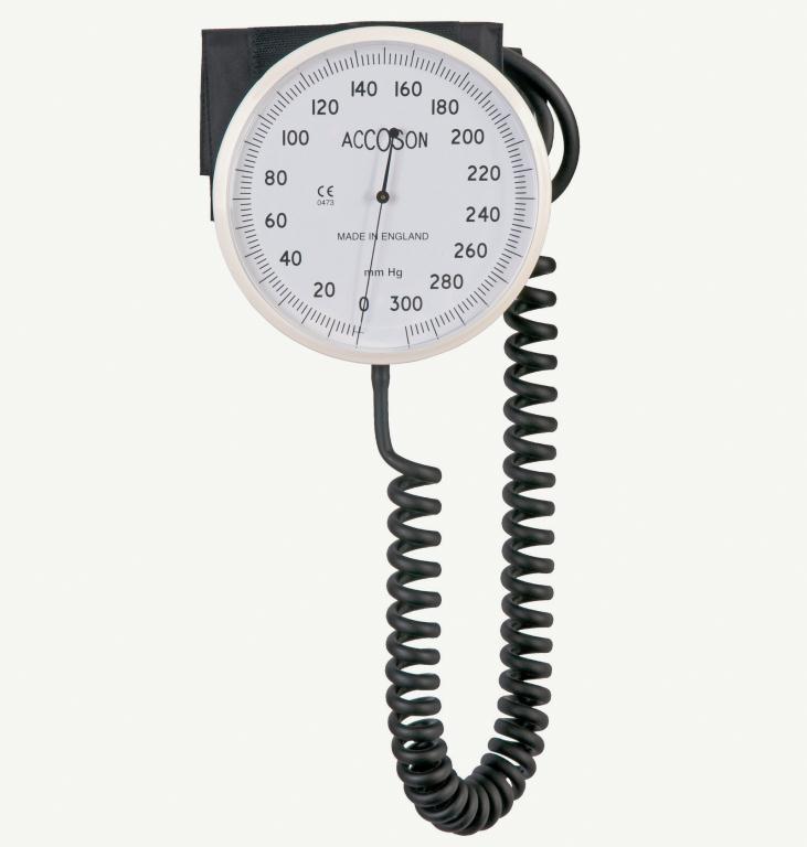 Accoson 6 Inch Aneroid Sphygmomanometer Wall | Medical Supermarket