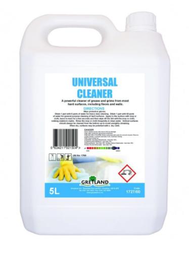 Universal Cleaner 5 Litre- Pack of 1 | Medical Supermarket