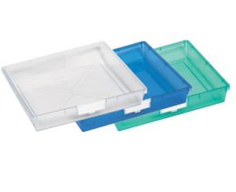 Vista Tray Dividers for Narrow Double Depth Trays | Medical Supermarket