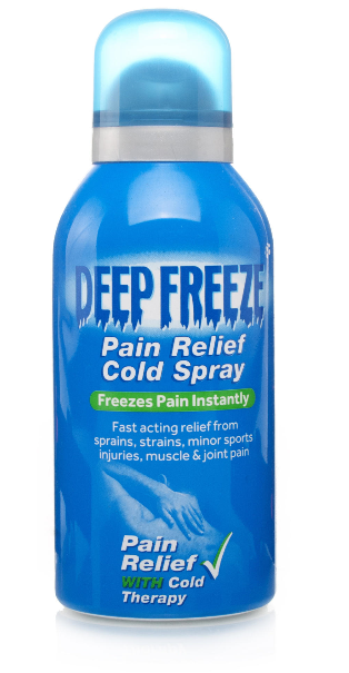 (GSL) Deep Freeze Cold Spray 150ml | Medical Supermarket