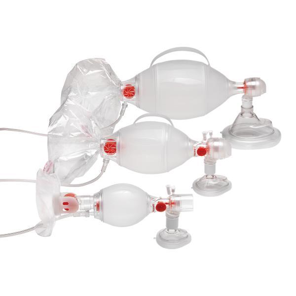 Ambu Spur II Disposable Resuscitator Paediatric - Infant/Toddler | Medical Supermarket