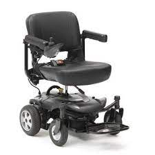 Portable Powerchair - Graphite Grey with Black Seat | Medical Supermarket