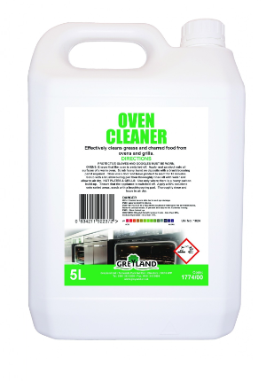 Oven Cleaner Ready to Use 5 Litre | Medical Supermarket
