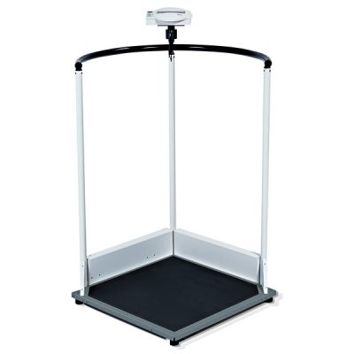 Seca 645 Multifunctional Handrail Scales   Medical Supermarket