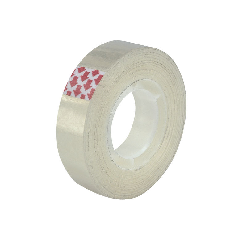 Clear Small Core Sticky Tape 19mm x 33m | Medical Supermarket