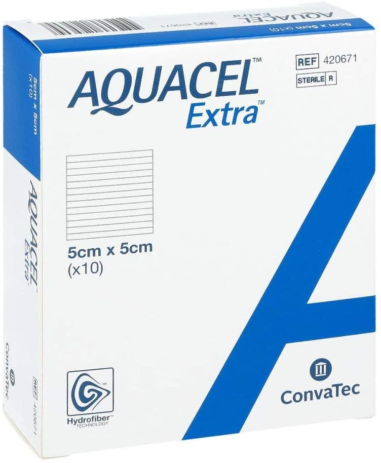 Aquacel Extra Dressing 5cm X 5cm | Medical Supermarket