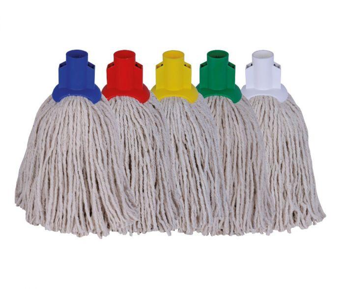 Hygiene Py Yarn Mop Size 14 Green   Medical Supermarket