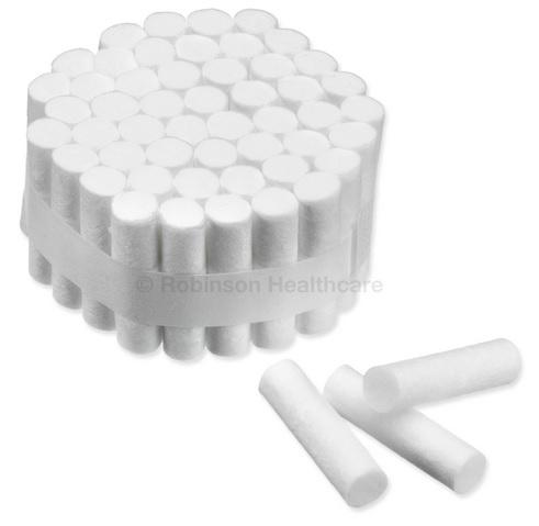 Dental Cotton Rolls Size 2 | Medical Supermarket