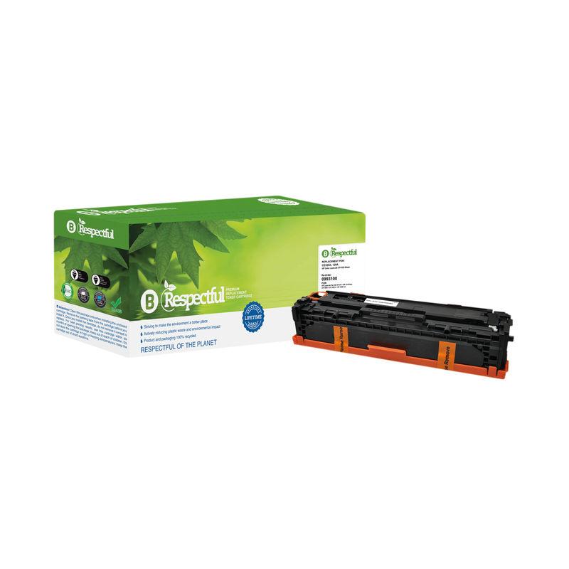 Compatible HP No.128A Toner Black | Medical Supermarket