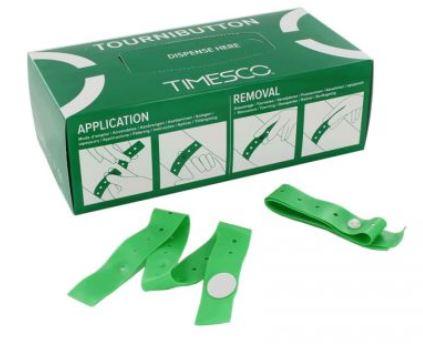 TourniButton Single Use Tourniquets | Medical Supermarket
