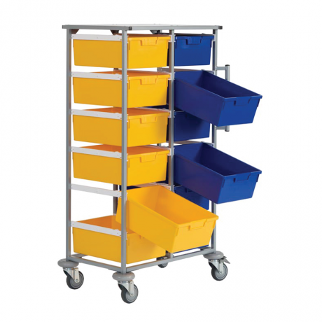 Two Tier Carry Cart | Medical Supermarket