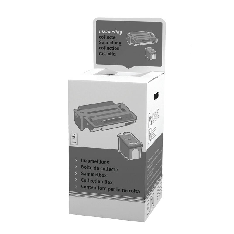 Toner Only Recycling Box | Medical Supermarket