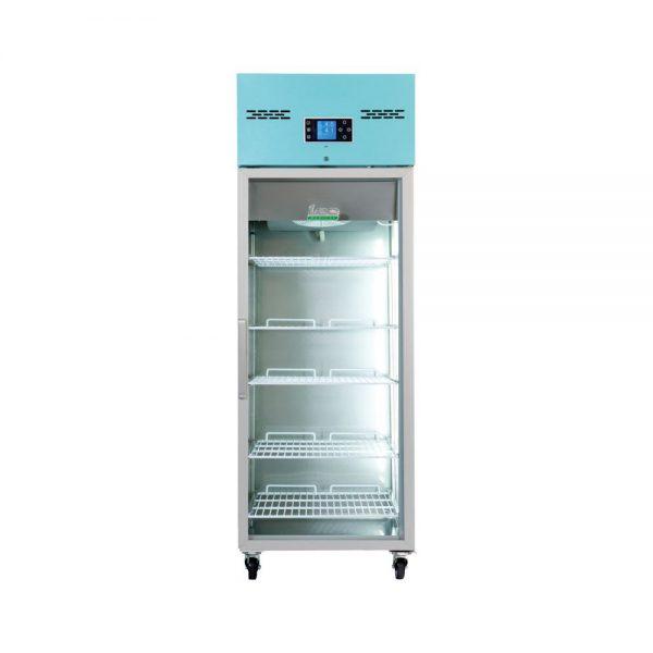 Lec PGR600UK Large Pharmacy Refrigerator with Glass Door (600 Litres)   Medical Supermarket