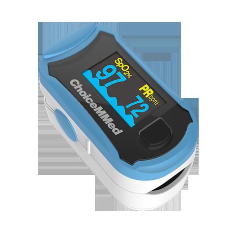 OLED Finger Pulse Oximeter | Medical Supermarket