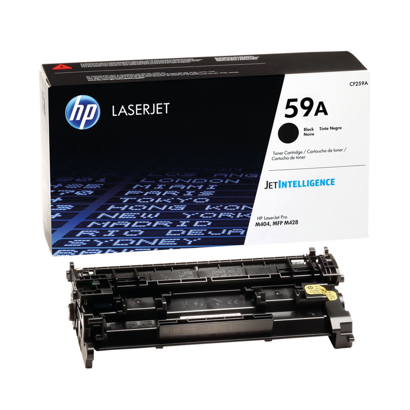 HP No.59A Black Toner Cartridge | Medical Supermarket