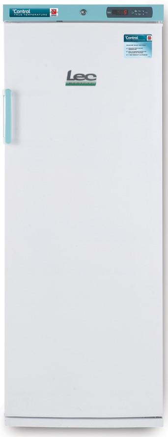 Lec PPGR273UK Pharmacy Refrigerator with Glass Door (273 Litres) | Medical Supermarket