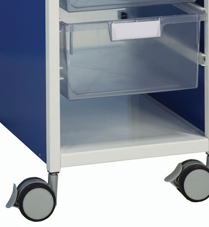 Howarth Trolley Trays Narrow Deep Tray | Medical Supermarket