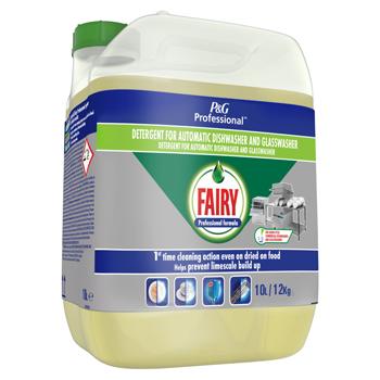 Fairy Professional Dishwasher Detergent, 10L | Medical Supermarket