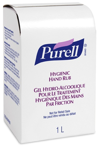 Purell NXT Hygienic Hand Rub 1 Litre | Medical Supermarket