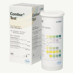 Combur Urine Test Strips 10 Tests   Medical Supermarket