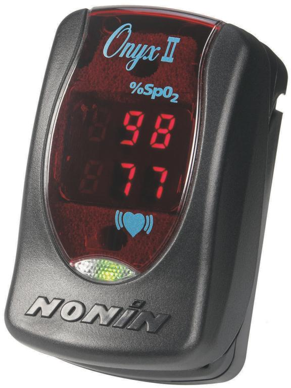 Onyx II 9550 Finger Pulse Oximeter | Medical Supermarket