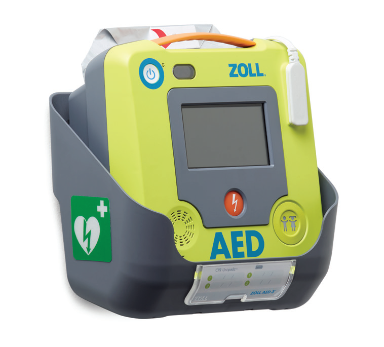 AED 3 Wall Mount Bracket (Device Only)   Medical Supermarket