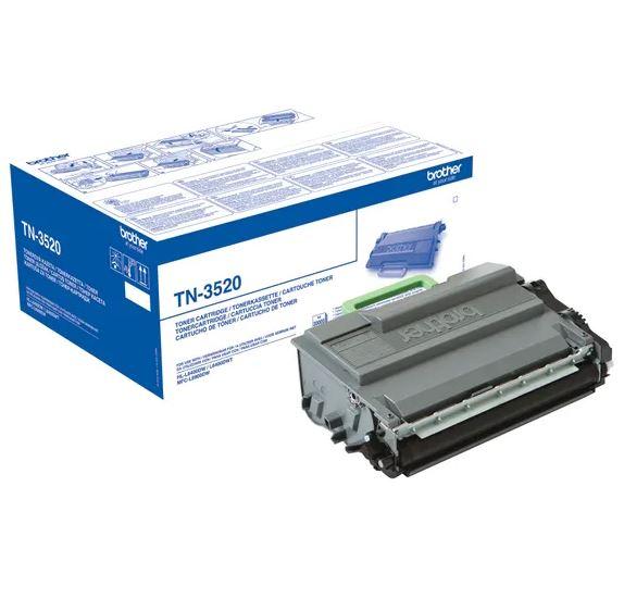 Brother TN3520 High Capacity Toner | Medical Supermarket