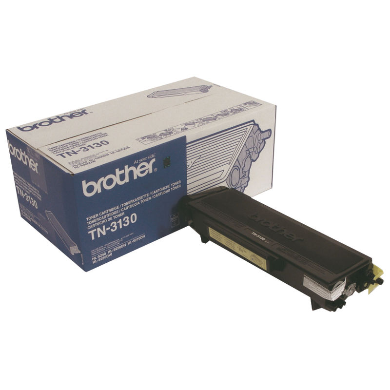 Brother TN3130 Black Toner | Medical Supermarket