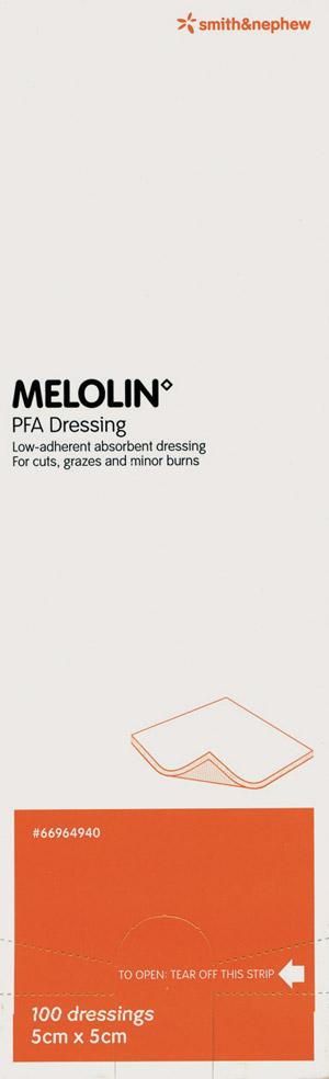 Melolin Dressing 8.3cm x 6cm | Medical Supermarket