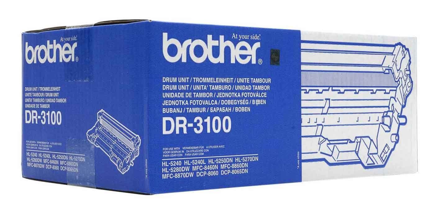 Brother DR3100 Drum | Medical Supermarket