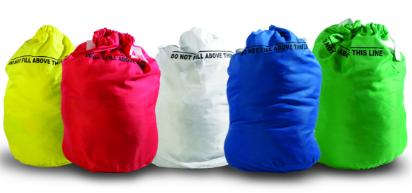 SafeKnot Laundry Bags Blue | Medical Supermarket